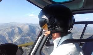 escuela pilotos helicopteros Malaga Marbella Costa del Sol