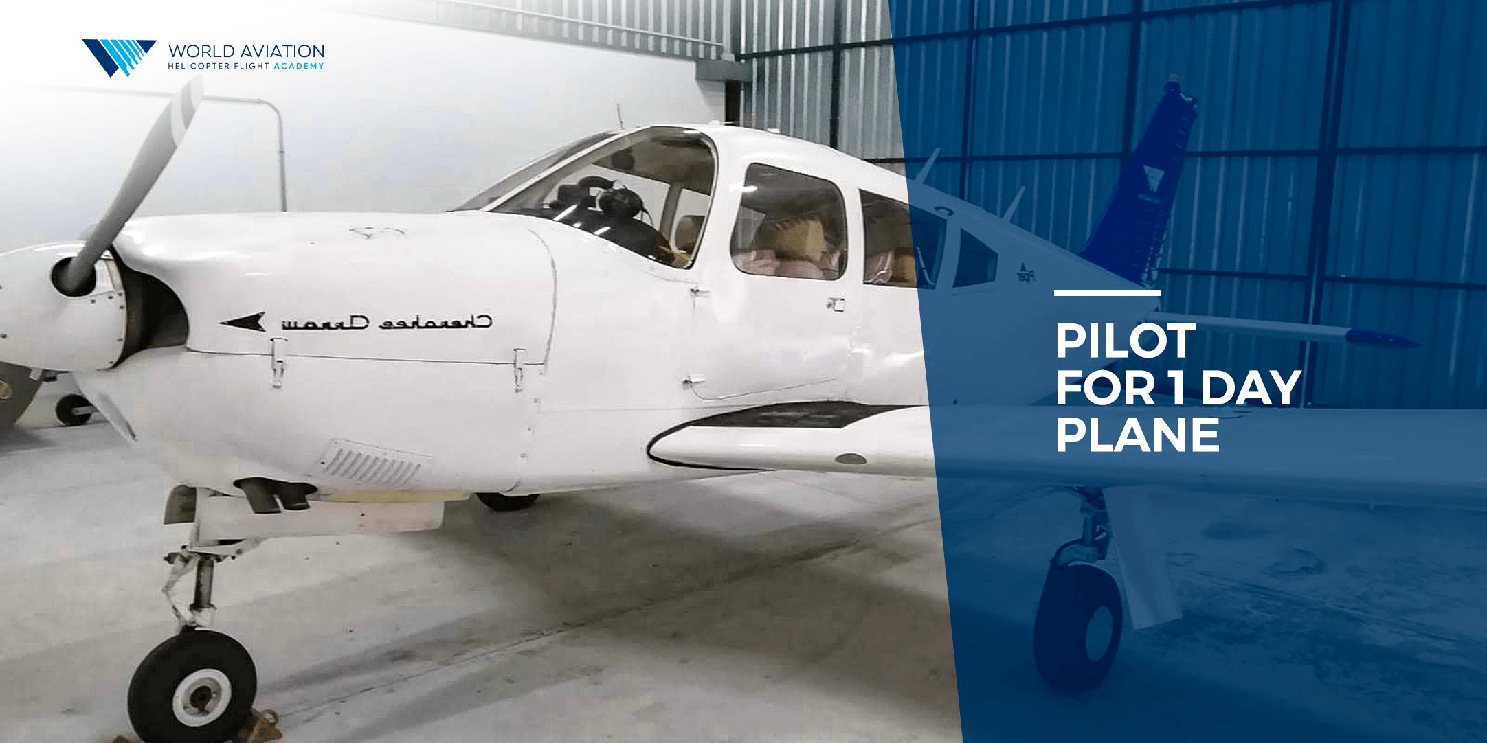 Experience Plane Pilot