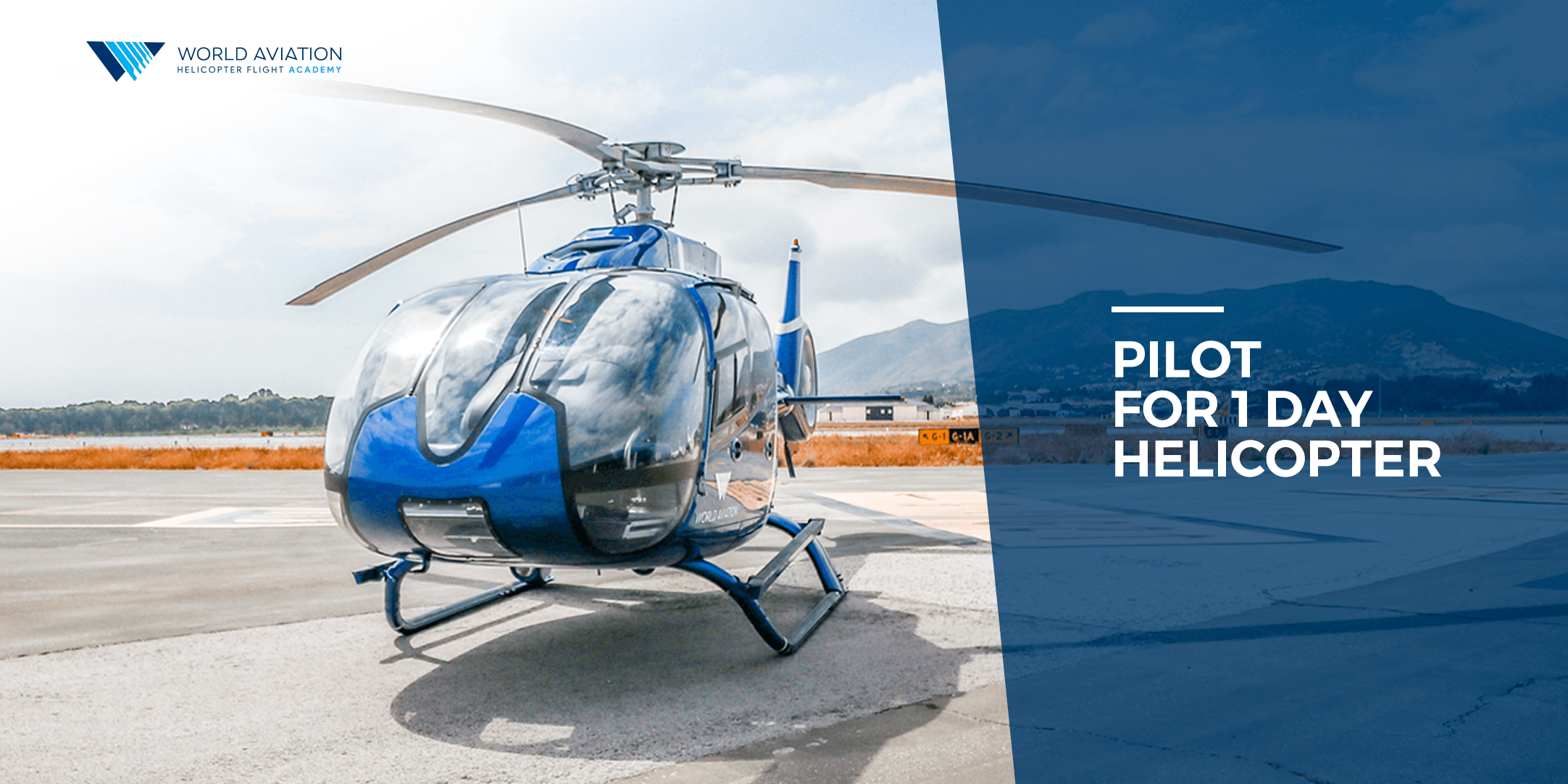 Experience Helicopter Pilot