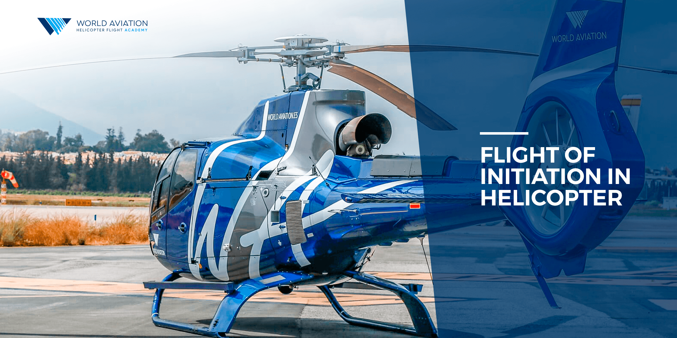 Experience Helicopter Flight