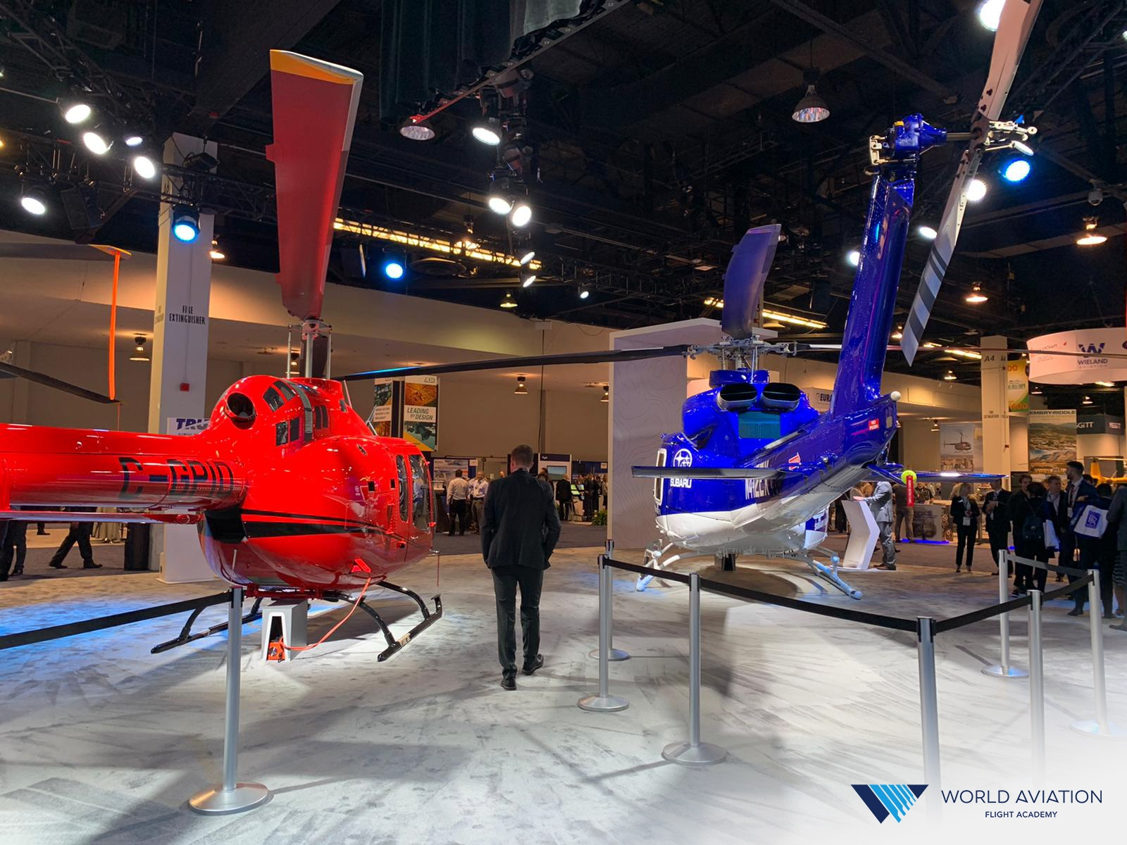 HAI 2020 California Helicopters