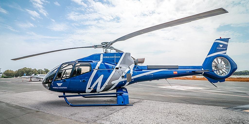 AIRBUS EC130 B4