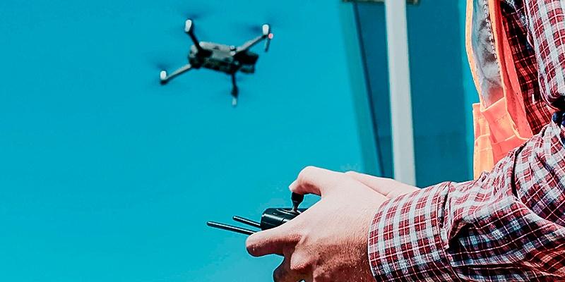 LA INDUSTRIA DEL DRON
