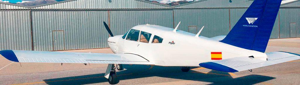 Curso Piloto Privado Avión PPL-A
