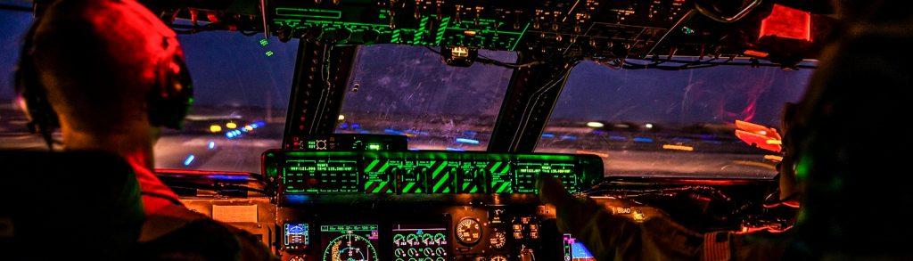Curso VFR-N Habilitación Visual de Vuelo Nocturno