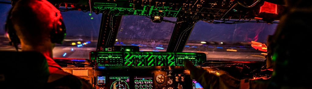 N-VFR Course Night Visual Flight Rating