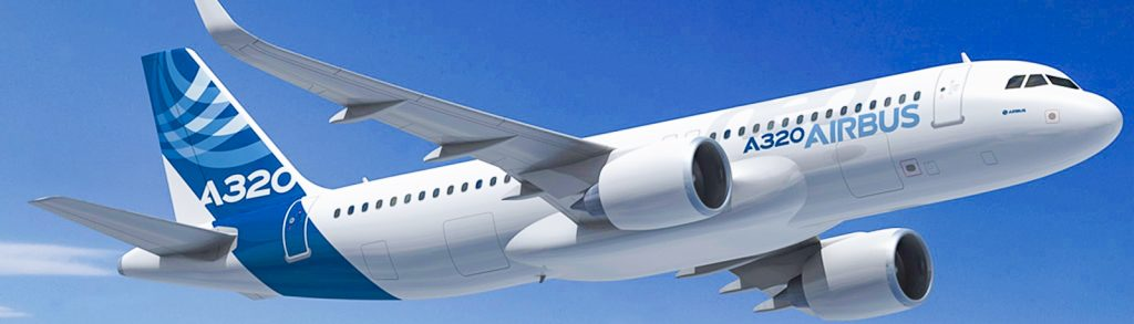 A320 Habilitación de Tipo Airbus