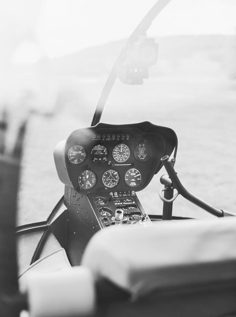 Curso Piloto Privado de Helicóptero PPLH