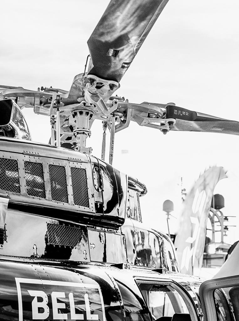 Curso puente de Avión a Helicóptero
