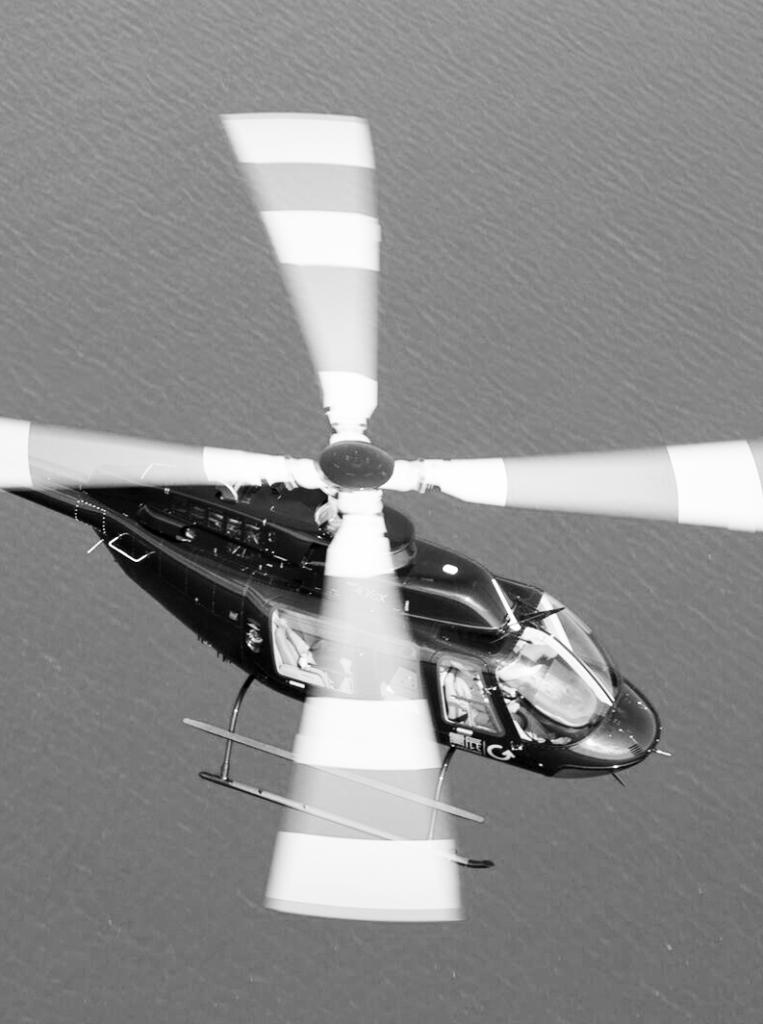 Habilitaciones de Tipo de Helicóptero