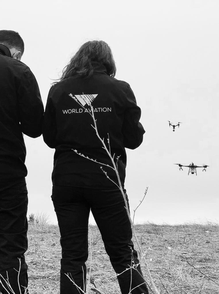 Curso STS Drones I World Aviation ATO272