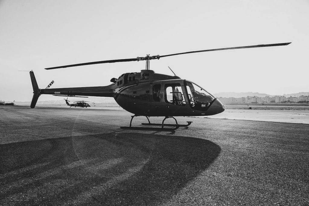Helicopter Pilot Courses