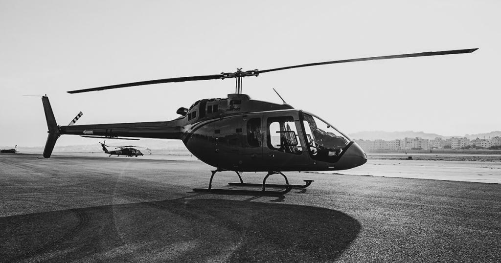 Cursos de Piloto de Helicóptero en Madrid