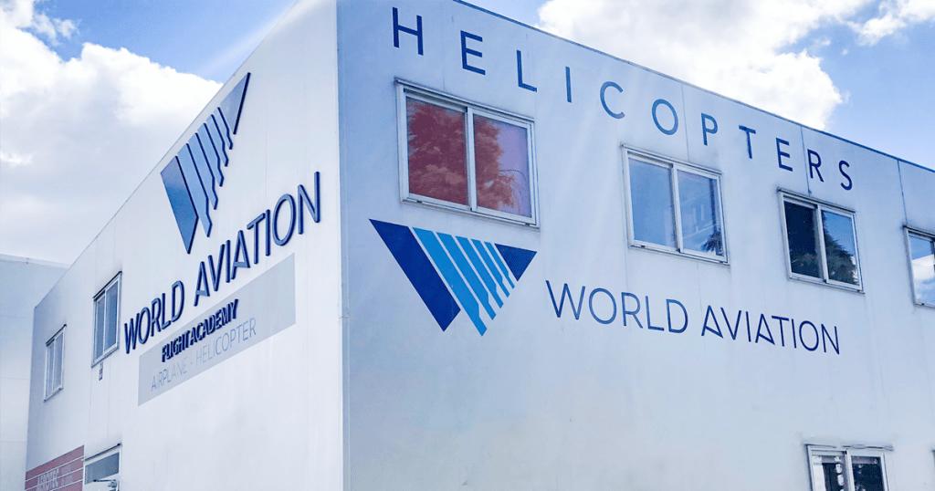 Escuela de Pilotos World Aviation ATO 272