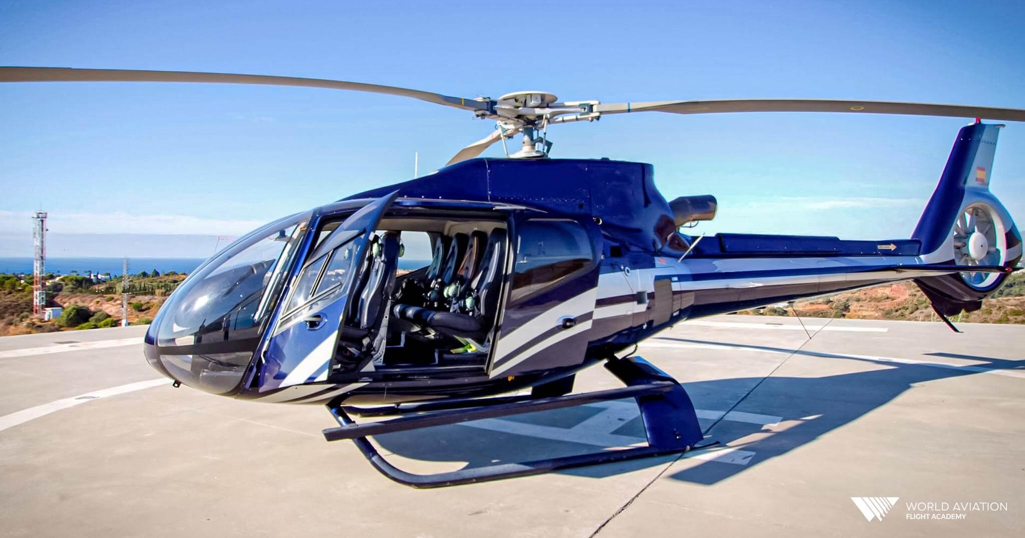 B4 Piloto de Helicóptero World Aviation