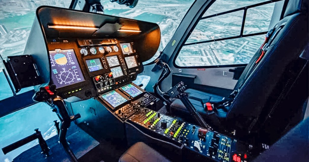 World Aviation adquiere un simulador H11 / H135 FNPT II MCC