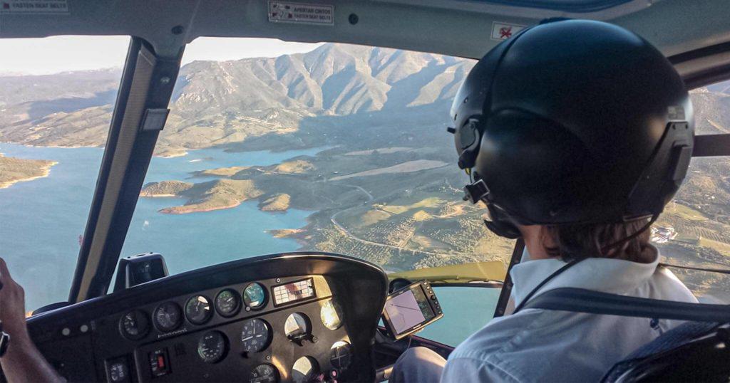 Piloto de Helicóptero en World Aviation