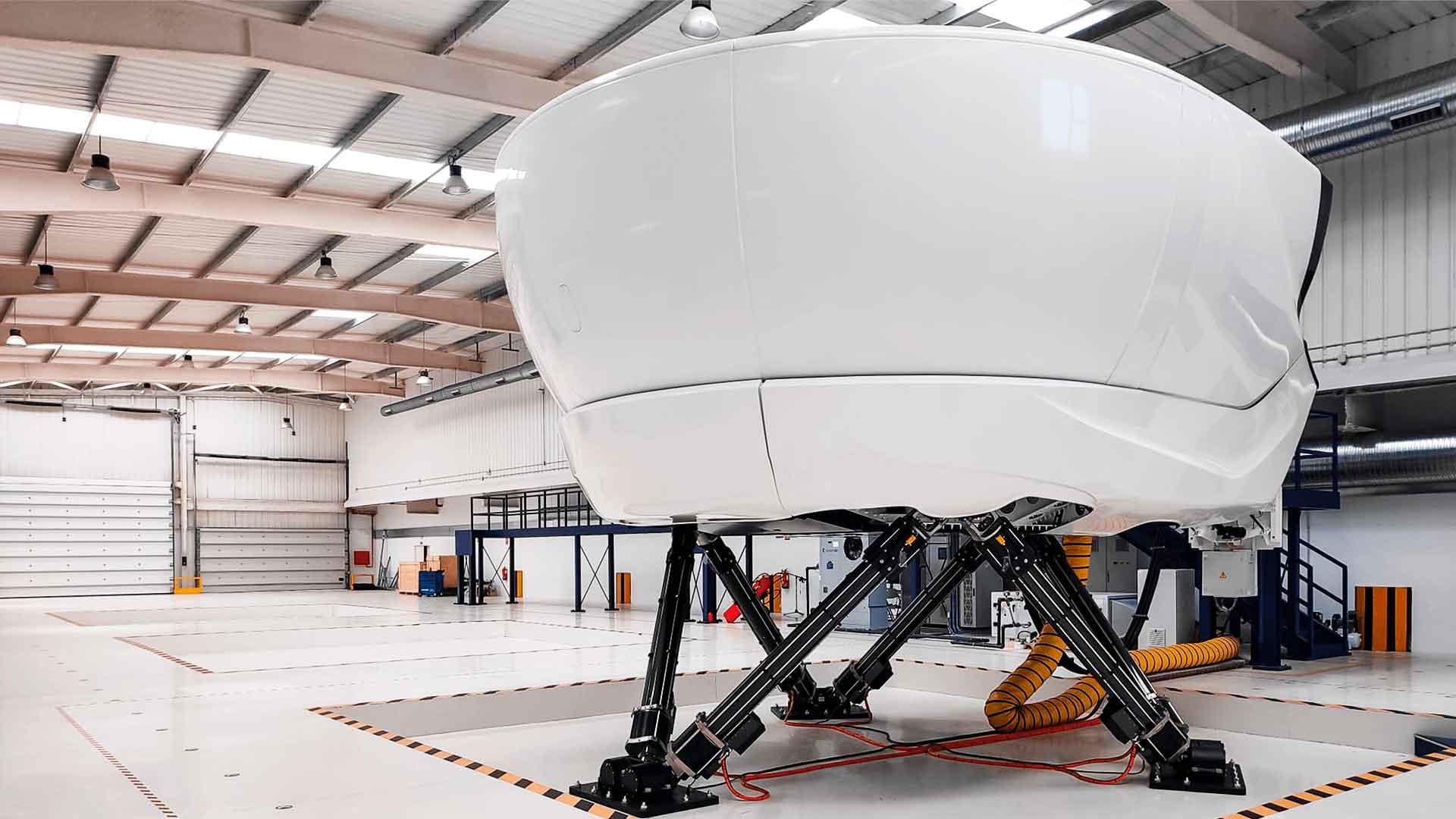 Nuevo simulador A320 y A330 en Madrid World Aviation