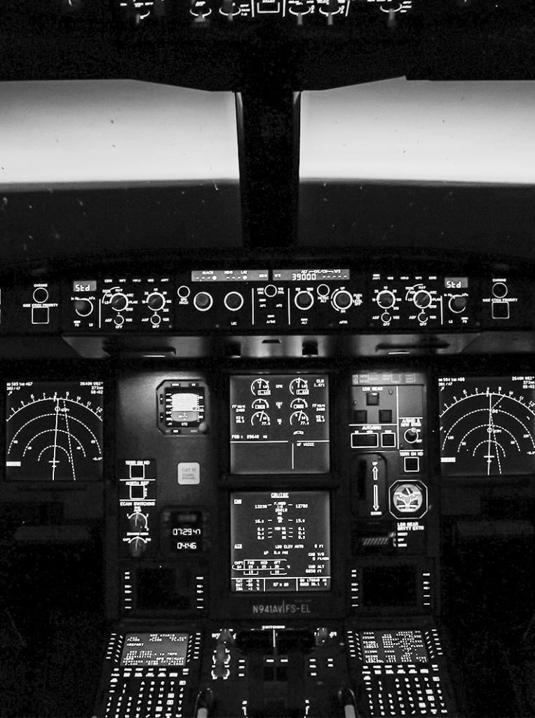 A320 SFI TRI