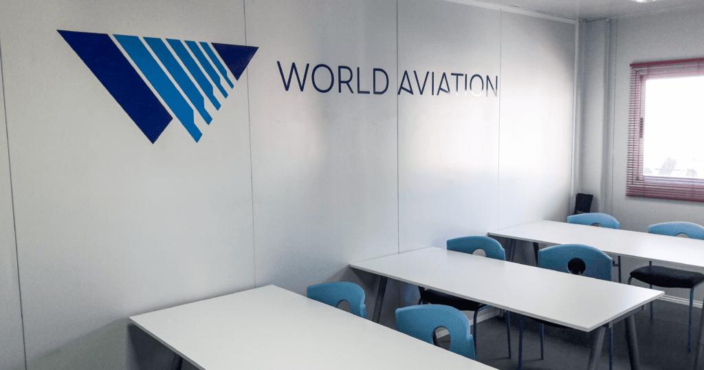 World Aviation se adapta a las nuevas medidas Covid
